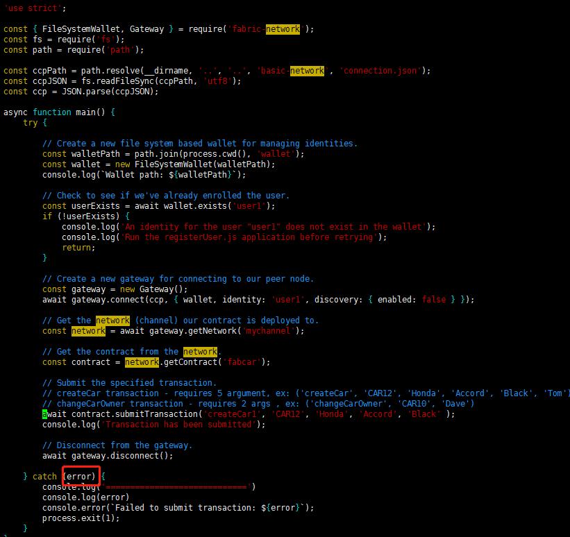 Javascript Error Vs Throw